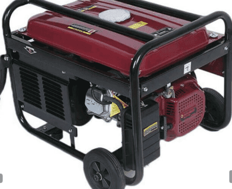 2.8kva Recoil/Electric Key Start Generator